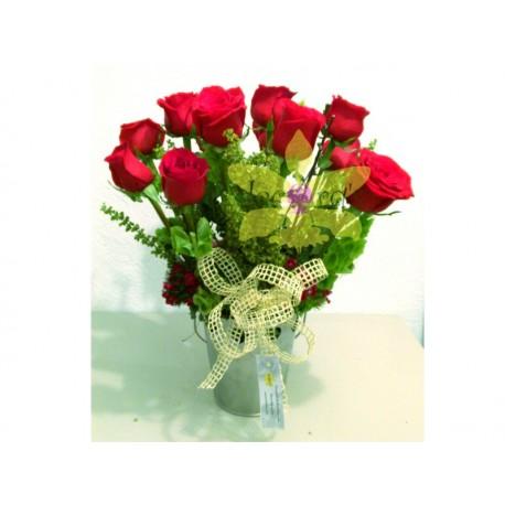 Sembrado de rosas