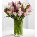 Arerglo de tulipanes